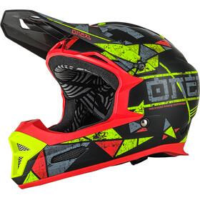 ONeal Fury RL - Casco de bicicleta - negro/Multicolor